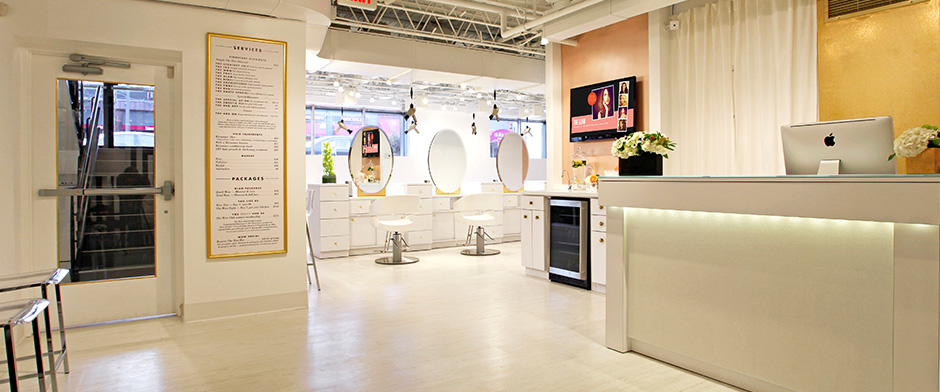 enter Minneapolis's premier blow dry bar.